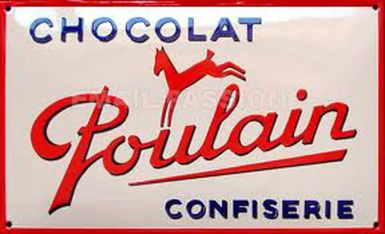 Chocolat Poulain 224 Blois Copains D Avant
