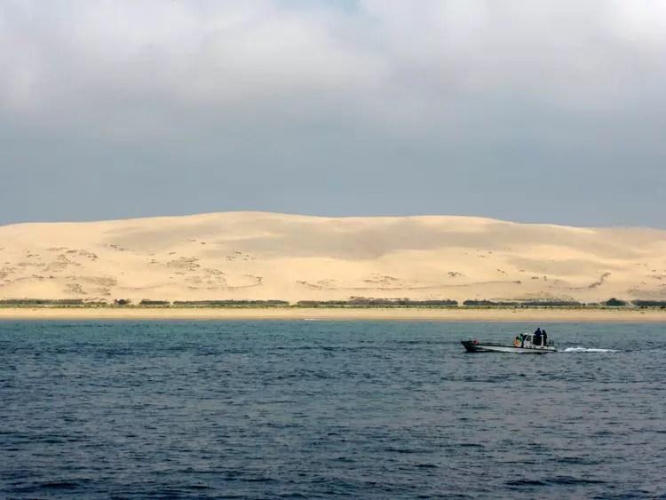 La Dune Du Pyla Et Le Banc DArguin Par Evelyne Renoux Sur