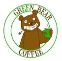 Logo Green Bear Coffee