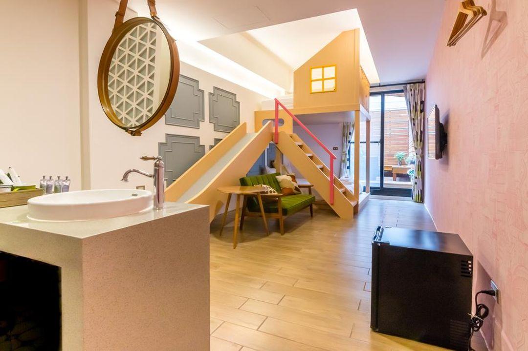 花蓮321度假公寓 | UP 無限集點
