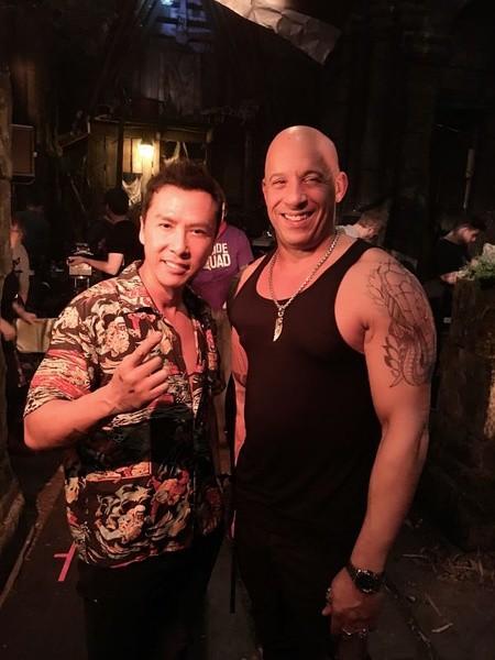 """Chân Tử Đan: """"Đánh nhau với Vin Diesel như hổ đấu sư tử"""" - 2"""