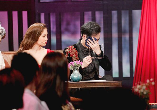 Lý do khiến Ngọc Sơn ôm mặt khóc nức nở trên sóng truyền hình - 3