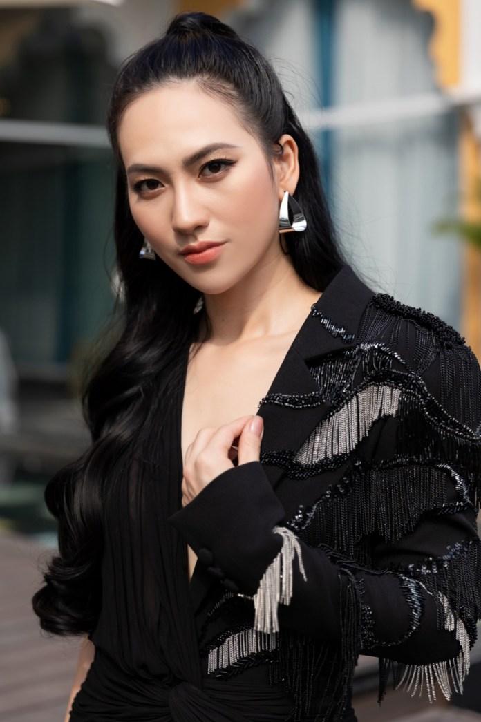 """Phương Anh Đào gợi cảm dự ra mắt phim ngắn của """"vua phim sử thi Hollywood"""" - 3"""