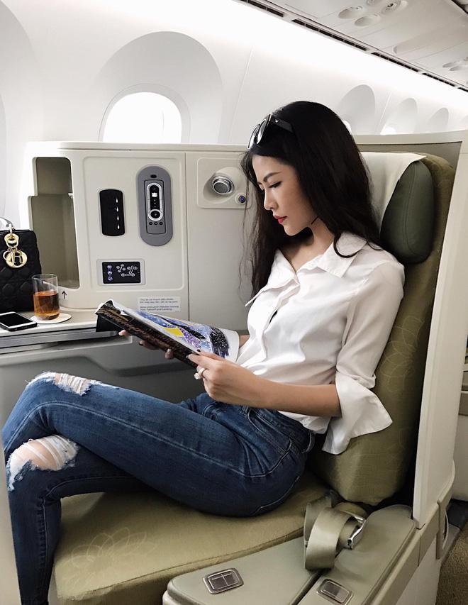 """Vóc dáng gợi cảm chẳng kém người mẫu của cô nàng """"có cuộc sống sang chảnh nhất rich kid"""" Việt - 6"""
