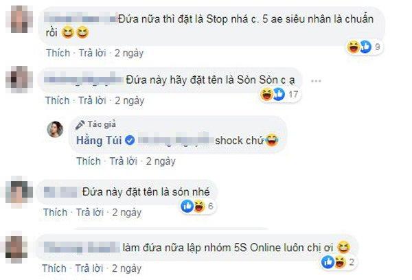 """""""hotmom chi an voi de"""" up mo chuyen co bau lan 5, chi em goi y ten con """"cuc lay"""" - 5"""