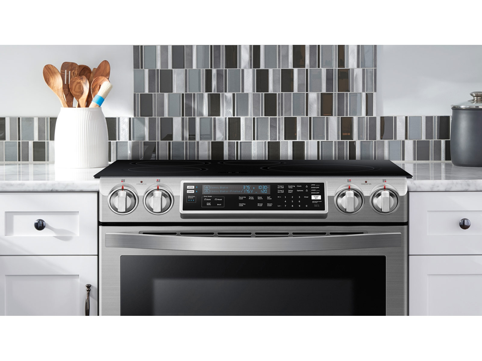 5 8 Cu Ft Slide In Induction Chef Collection Range With Flex Duo Oven Ranges Ne58h9970ws Aa Samsung Us