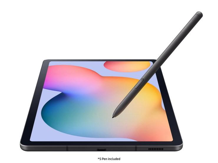 Galaxy Tab S6 Lite, 64GB, Oxford Gray (Wi-Fi) S Pen included