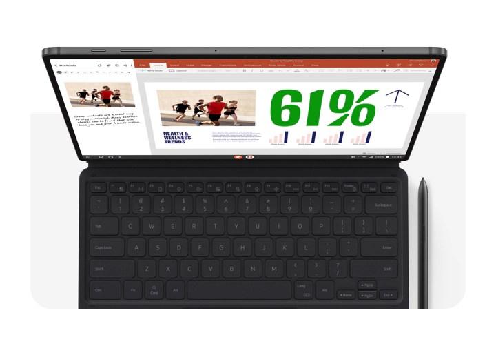 PC performance. Tablet portability.