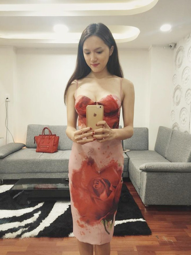 """""""Mỹ nữ chuyển giới đẹp nhất Việt Nam"""" nóng bỏng gấp bội khi ở nhà - 11"""