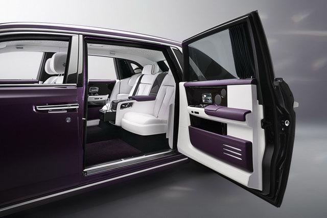 Rolls-Royce Phantom thế hệ 8 hoàn toàn mới ra mắt - 2