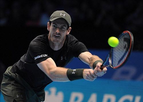"""Hạ Djokovic, """"lần đầu"""" ngọt ngào của Murray - 1"""