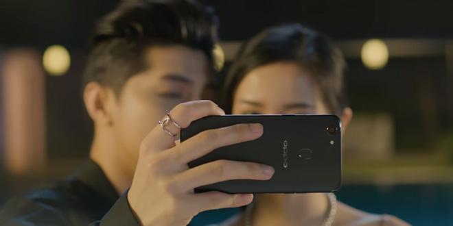 OPPO F5 lộ thiết kế màn hình tràn trong HHHV và MV của Noo Phước Thịnh - 8