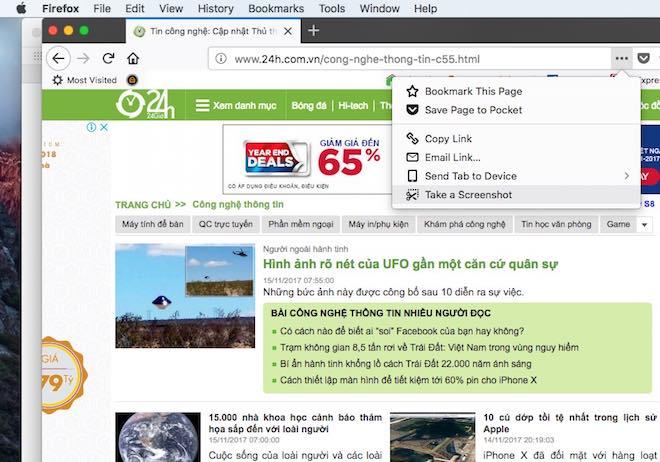 NÓNG: Trình duyệt Firefox Quantum trình làng, lướt web siêu nhanh - 1