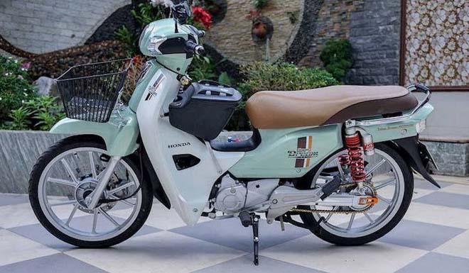 Ngược dòng lịch sử các dòng Honda Dream: Thời oanh liệt nay còn đâu! - 6