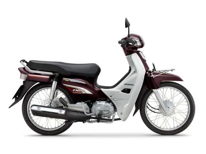 Ngược dòng lịch sử các dòng Honda Dream: Thời oanh liệt nay còn đâu! - 4