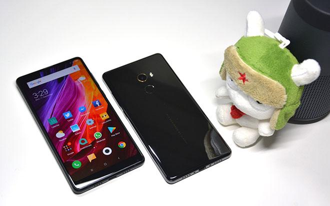 CHÍNH THỨC: Xiaomi Mi MIX 2 vỏ gốm nguyên khối lên kệ tại Việt Nam - 1