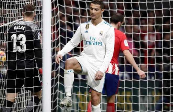 Ronaldo đẻ con nhiều hơn bàn thắng La Liga: Thời vàng son đã hết? - 1