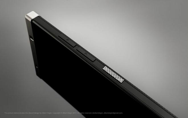 Lộ diện chiếc BlackBerry khiến phái mạnh thèm khát - 9