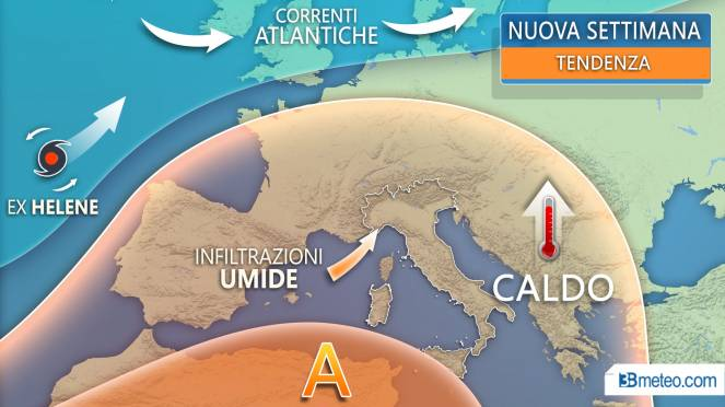 Qualche nuvola, ma continua l'estate. Le previsioni del weekend