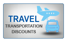 Travel & Transportation Discounts