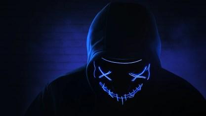 XPOSED - Neon Hacker Dynamic Theme