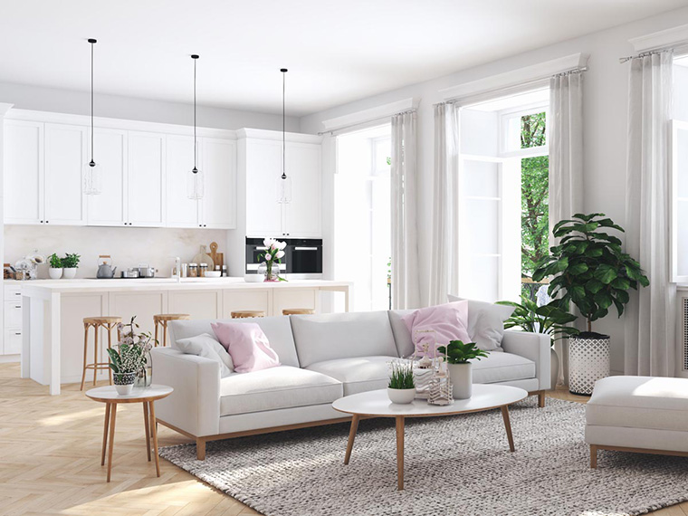 Seven Benefits Of An Open Plan Living Space