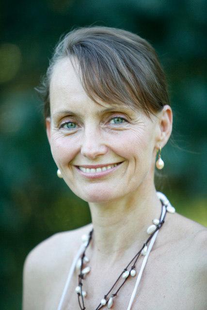 Gisela Stromeyer. Architecture fabric designer.