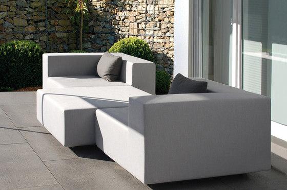 LOOP SOFA - Garden Sofas From April Furniture