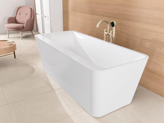 SQUARO EDGE 12 BATH Bathtubs From Villeroy Amp Boch