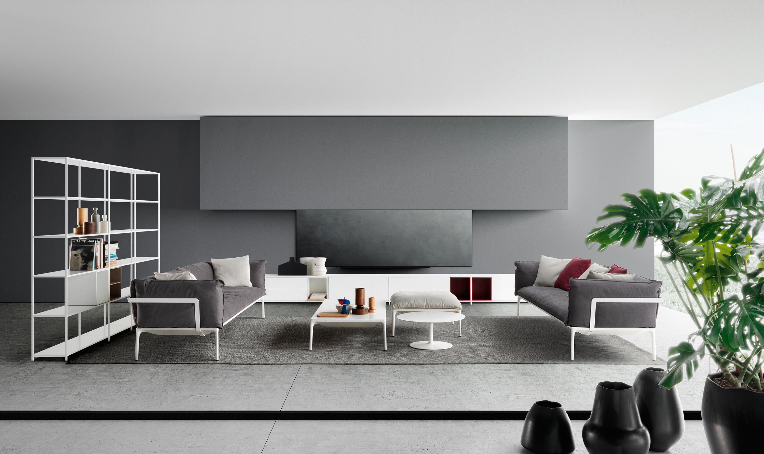YALE ARMCHAIR Armchairs From MDF Italia Architonic
