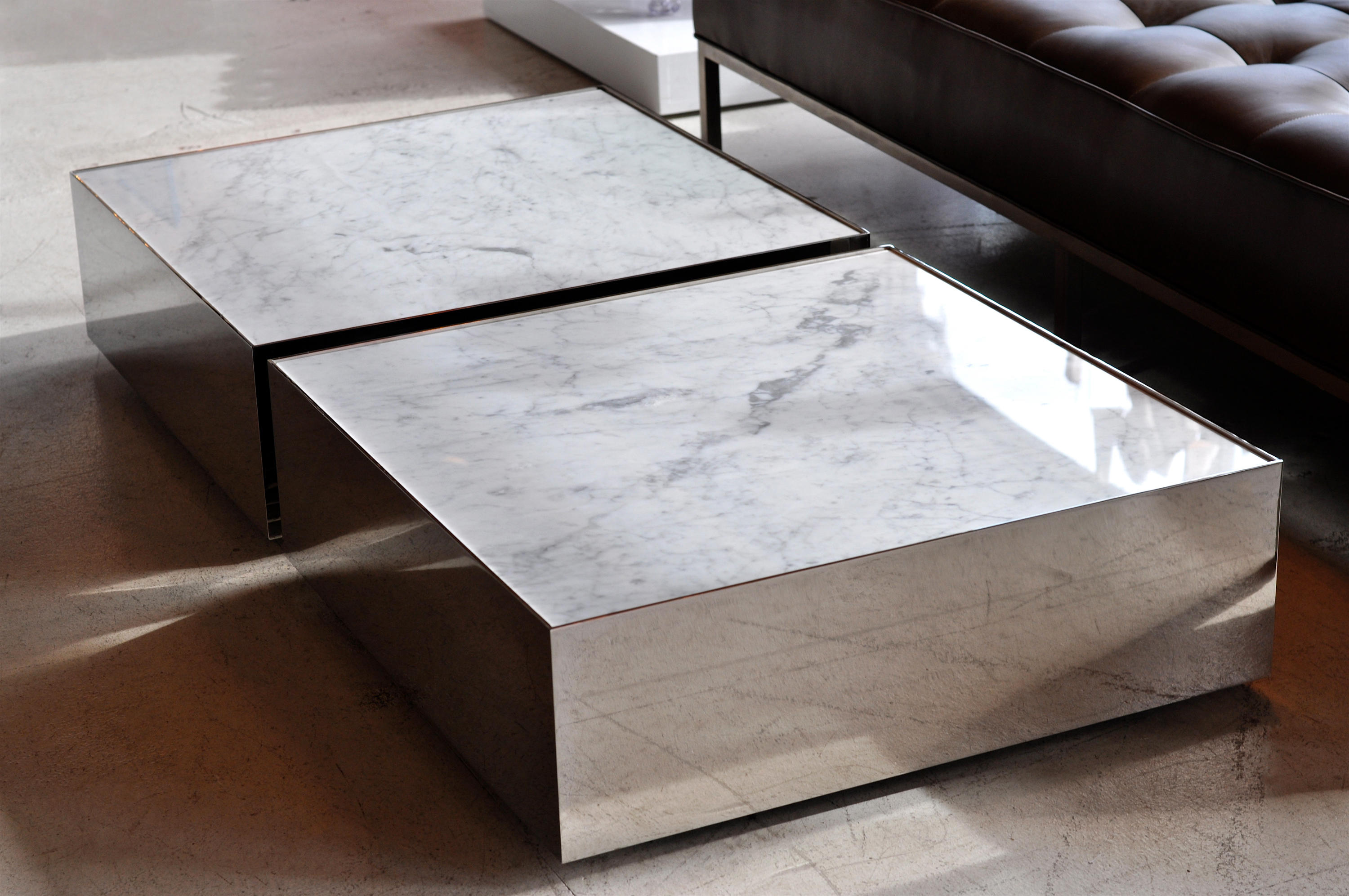 Ballot Marble Coffee Tables From Phase Design Architonic