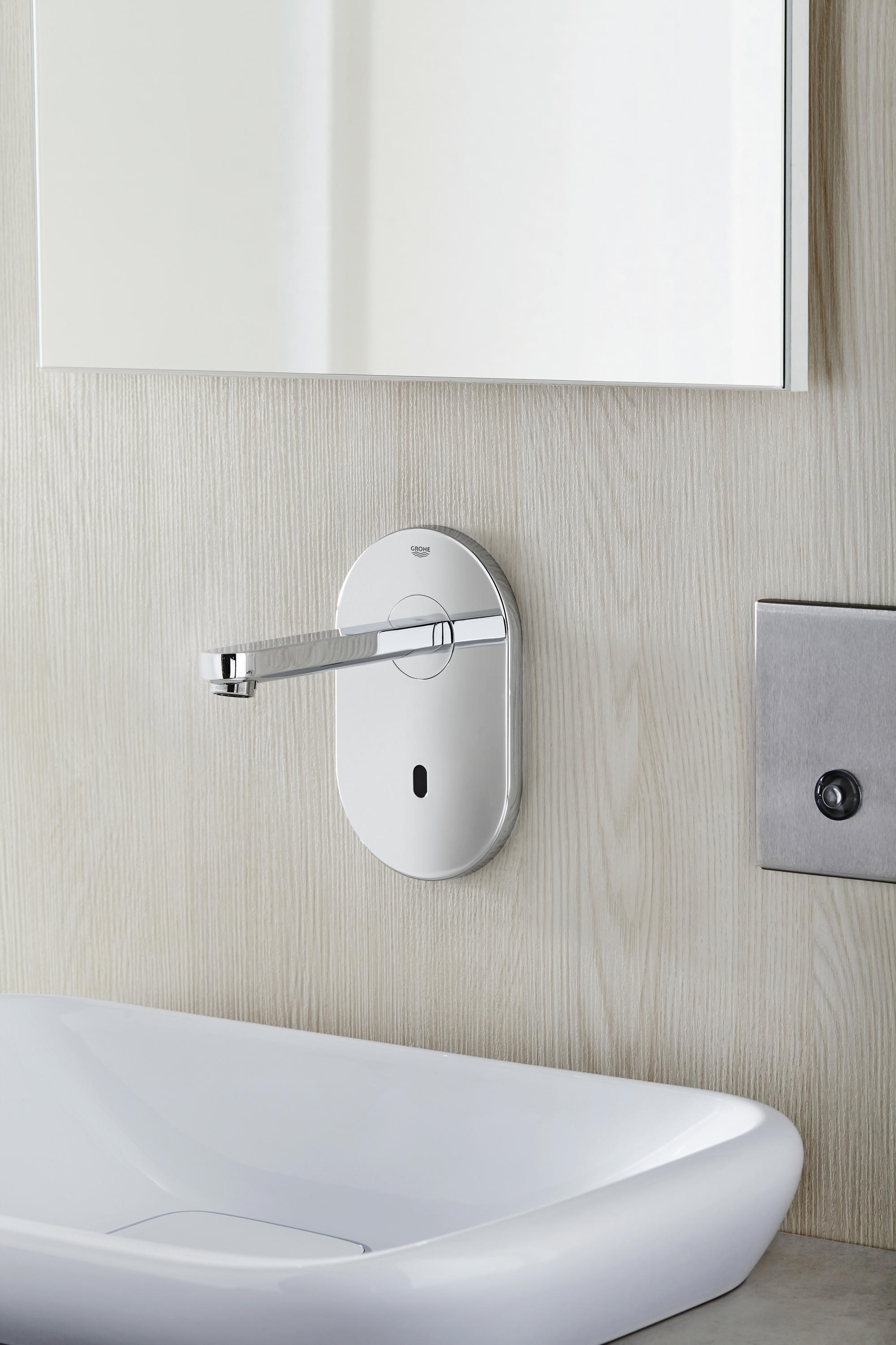 allure e infra red electronic basin