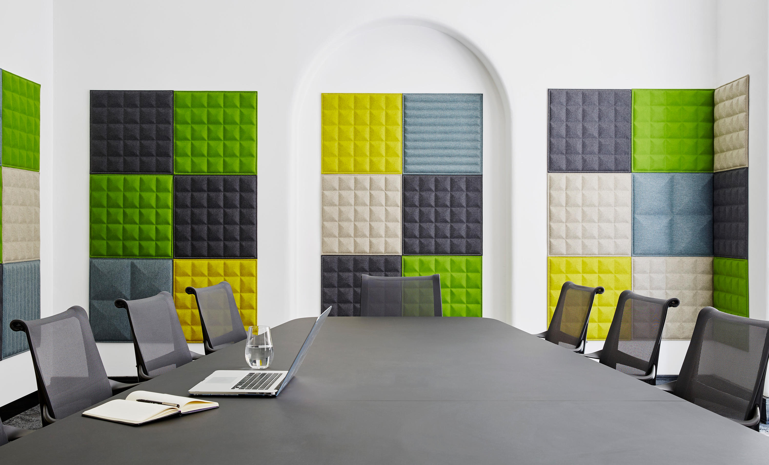 BUZZITILE 3D Acoustic Solutions From BuzziSpace Architonic