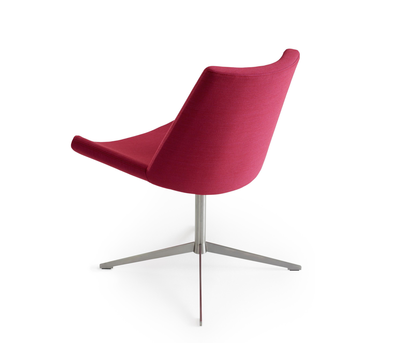 Lotus Swivel Chair Designer Furniture Architonic