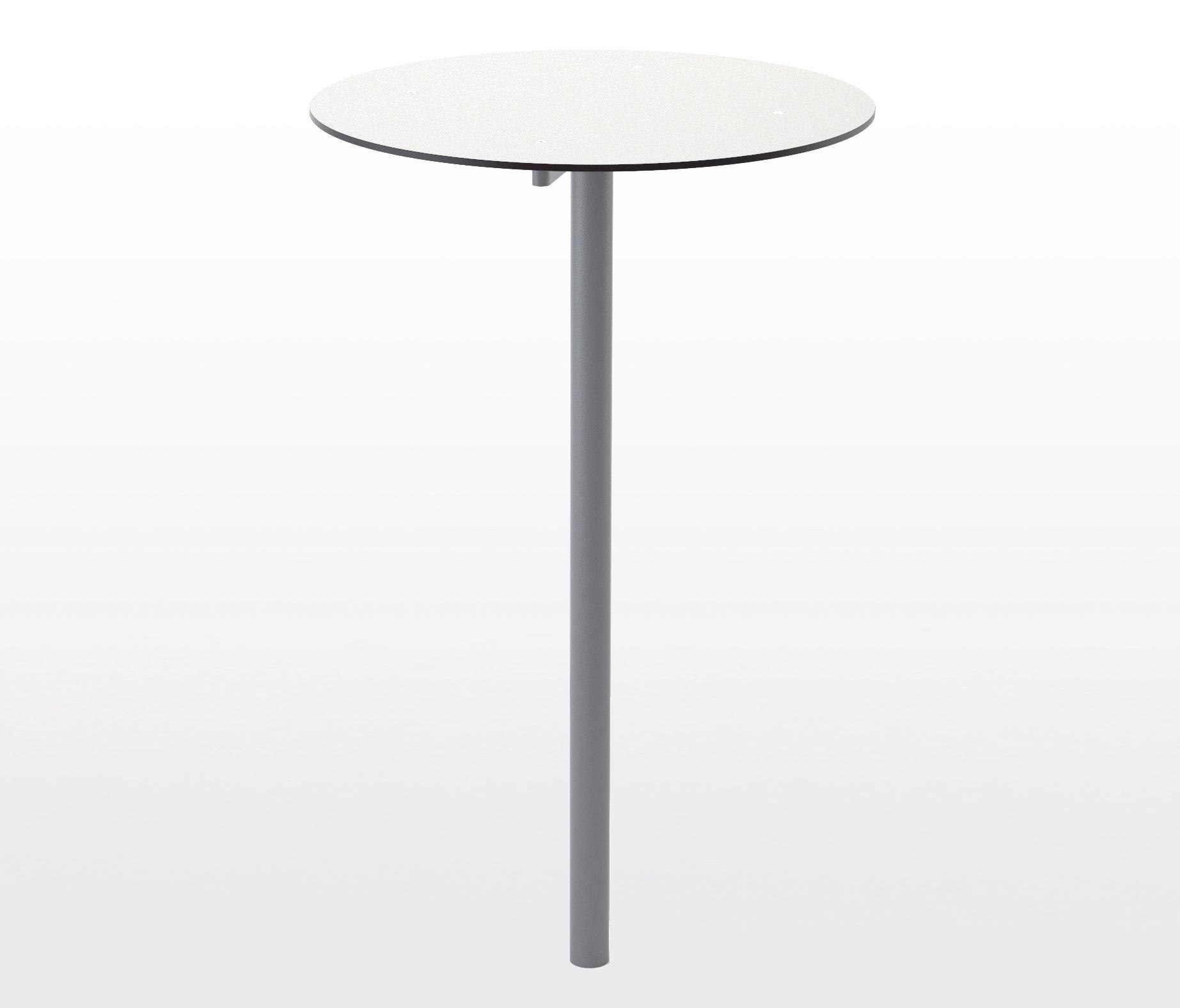 bistrot table haute mobilier design