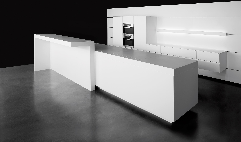 CORIAN Bespoke Kitchens From Eggersmann Architonic