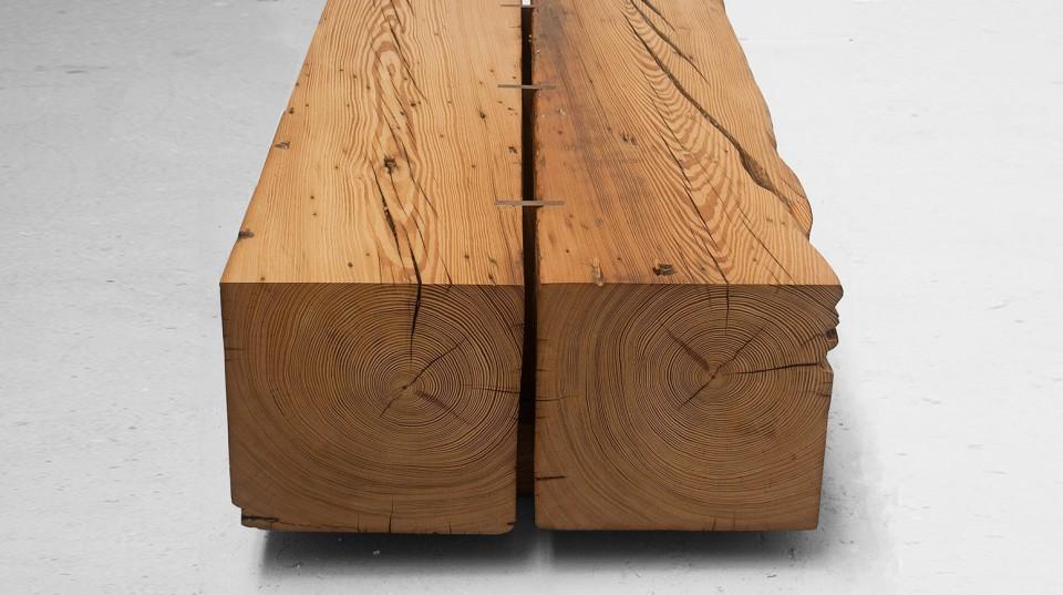 beam coffee table designer furniture