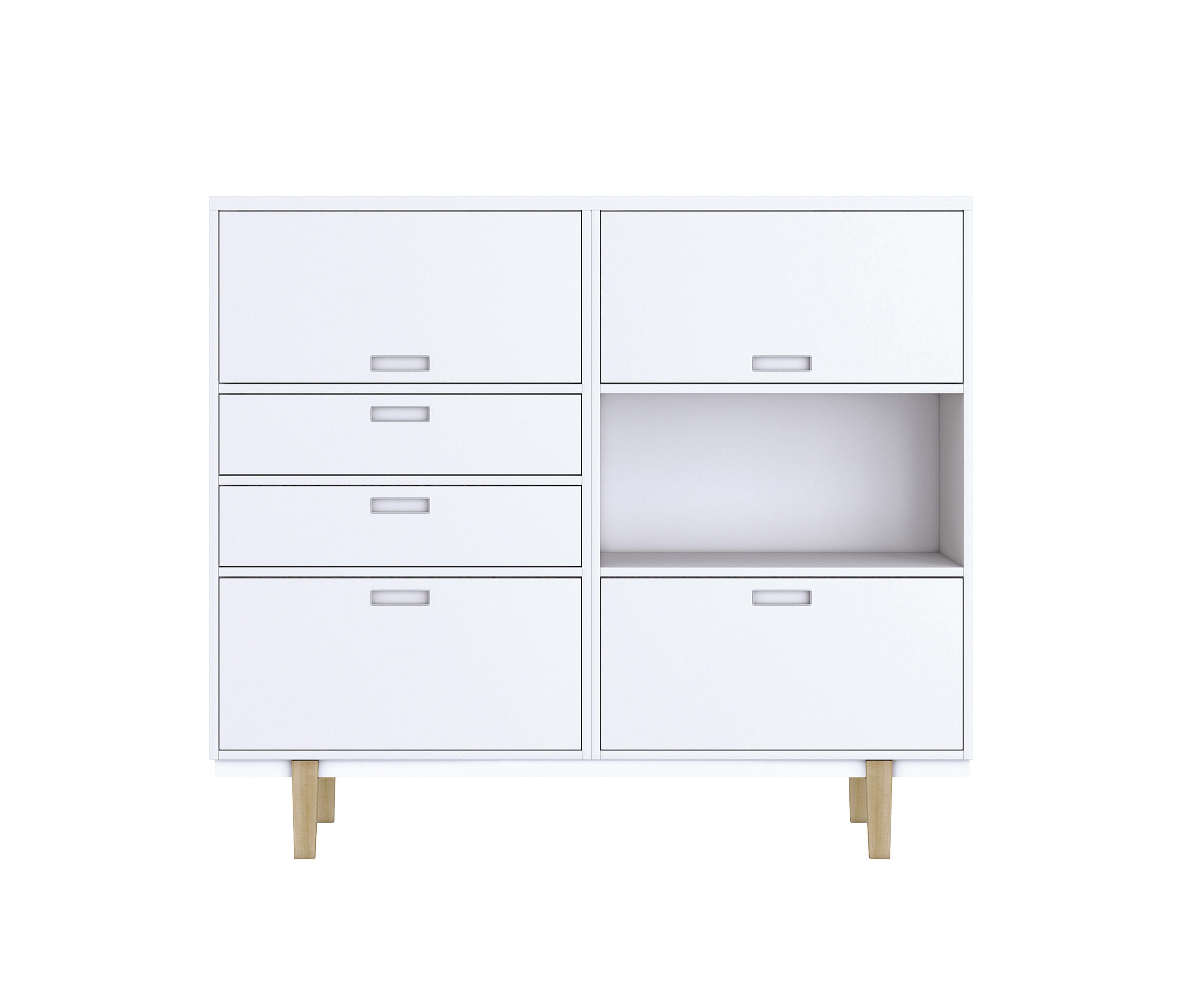 Lo D1 Modules Cabinets From Lista Office Lo Architonic