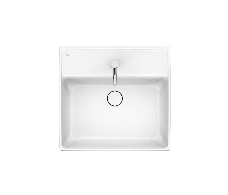 Junit Vasque A Poser En Ceramique Avec Meuble Sous Vasque Architonic