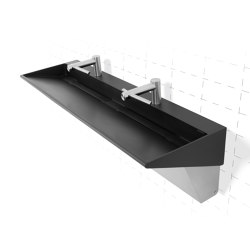 wall mounted dyson airblade tap hand dryer architonic