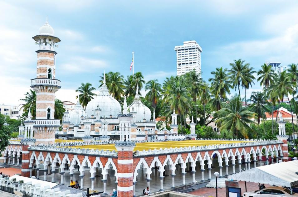 Image result for masjid jamek mosque