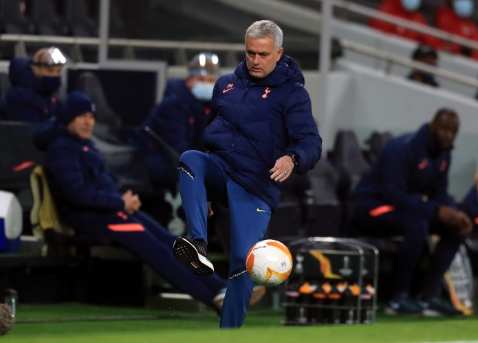 Jose Mourinho will have been pleased with his side's second-half performance