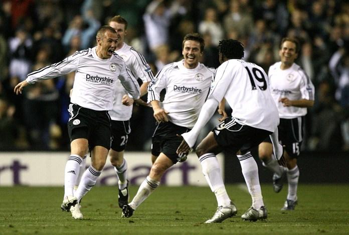 Soccer – Barclays Premier League – Derby County v Newcastle United – Pride Park