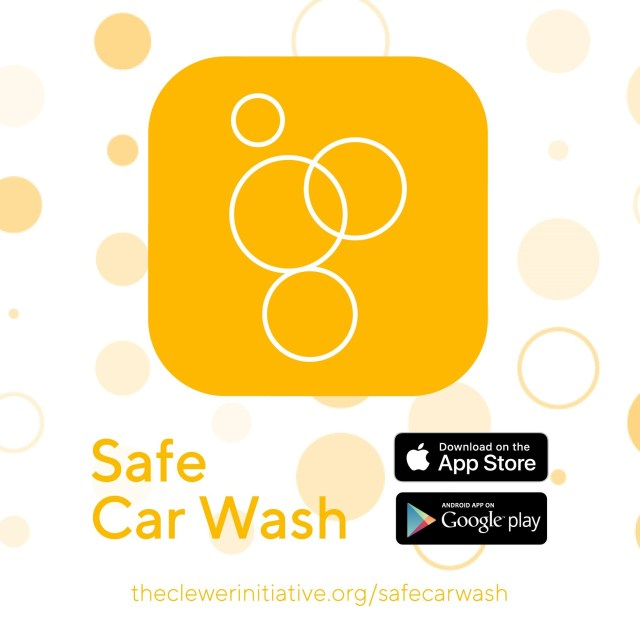 The Safe Car Wash app