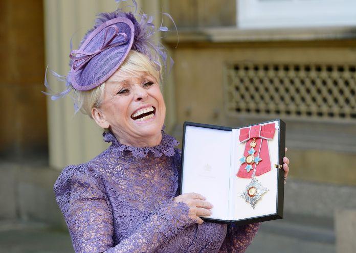 Dame Barbara initially kept her diagnosis of dementia secret (John Stillwell / PA)