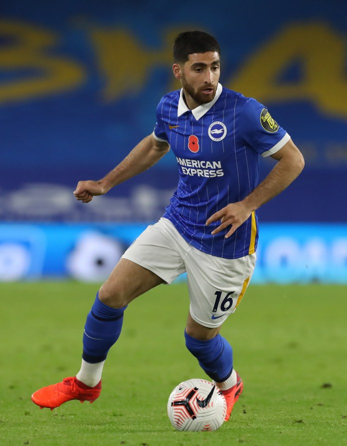 Alireza Jahanbakhsh believes Brighton have the quality to move away from relegation danger
