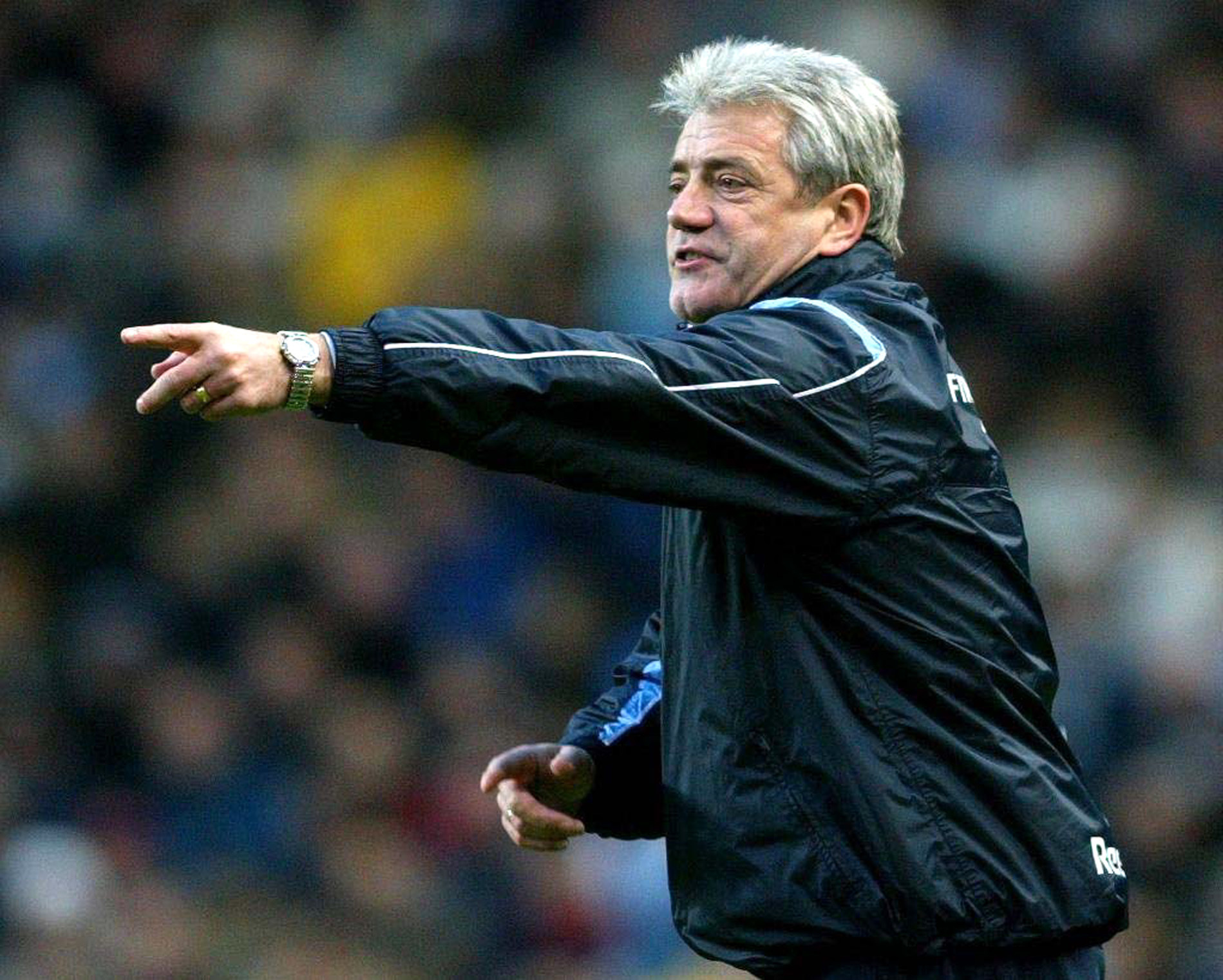 Kevin Keegan tempted out of his hiatus by City.
