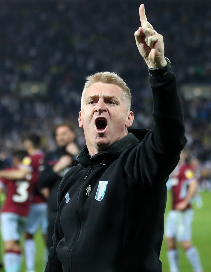 West Bromwich Albion v Aston Villa – Sky Bet Championship Play-off – Semi Final – Second Leg – The Hawthorns