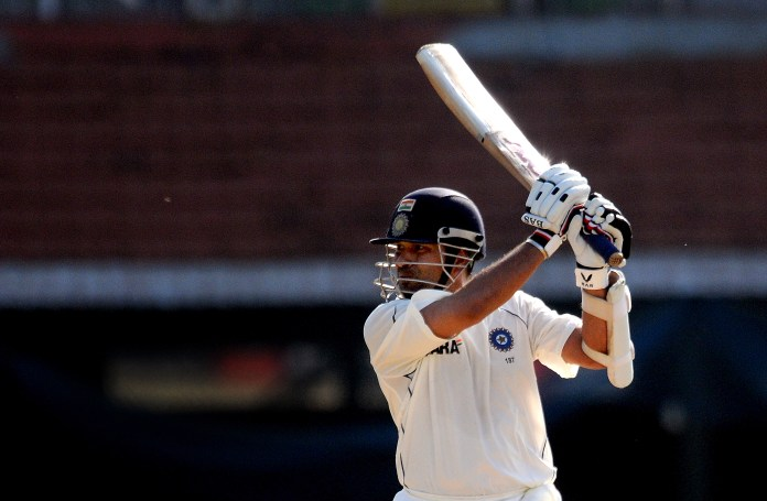 Tendulkar is the all-time leading run-scorer both in ODIs and Tests (Anthony Devlin/PA).