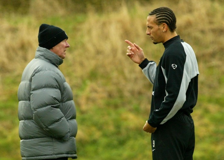 Rio Ferdinand believes Manchester United are lacking an ideology in the post-Sir Alex Ferguson era